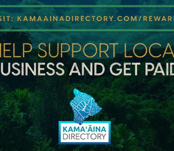 Kamaaina Directory – Social Media Graphics